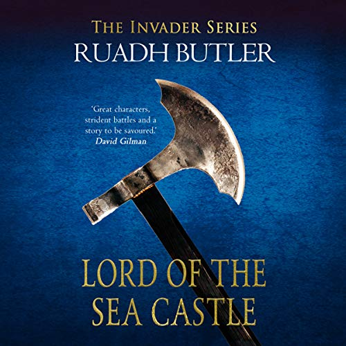 Lord of the Sea Castle audiobook cover art