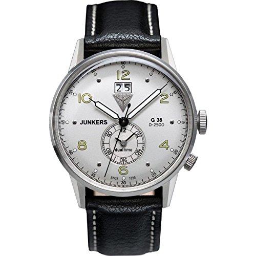 Junkers Quarzo Orologio da Polso 69404