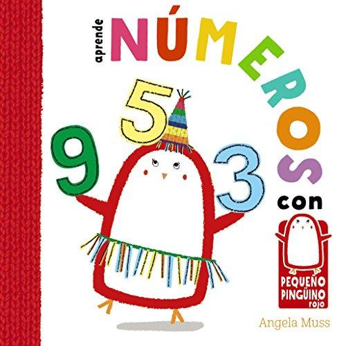 Aprende números con el pequeño pingüino (Pequeño Pingüino Rojo / Little Red Penguin)