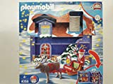 Playmobil 4058 - Casa de Navidad para llevar