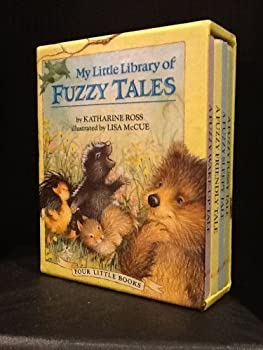 Hardcover My Little Library of Fuzzy Tales Book