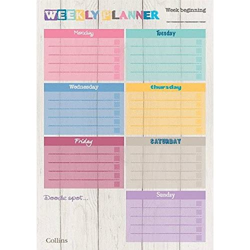 photograph about Weekly Planning Sheets called Planner Sheets: .british isles