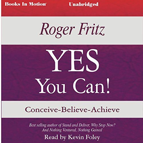 YES You Can! audiobook cover art