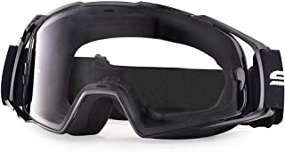 MX Goggles, Dirt Bike Goggles Motocross Goggles for Adults with Windproof & Dustproof and UV Protection