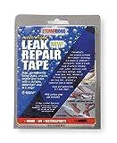 Kit de cinta de reparación de techo, 10,6 cm x 1,5 m, color blanco