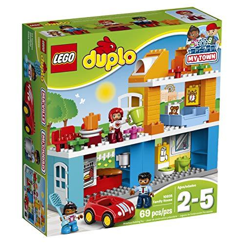 LEGO Duplo La Maison Familiale 10835 Jouet pour Enfants de 3 ans et Plus - 4