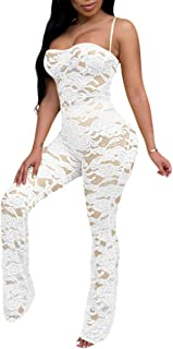white club jumpsuit