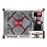 Propel Navigator Cloud Master Drone - Red