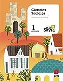 Ciencias sociales. 1 Primaria. Más Savia. Madrid