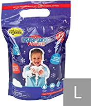 Steve Spangler Science Insta-Snow Powder, 14 oz – Fun Science Kits for Kids, Simple and Safe, Makes Realistic, Fluffy Snow in Seconds, Top Sensory Toys & STEM Activities for Classrooms and Home