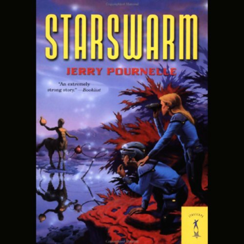 Starswarm audiobook cover art