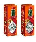 Tabasco Original Flavor Pepper Sauce 12 Fl oz ( 2 pack )