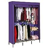Korie Portable Clothes Closet Wardrobe Storage...
