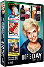 Doris Day Collection - 5-DVD set ( Storm Warning / Julie / Do Not Disturb / Young at Heart / That Touch of Mink ) [ NON-USA FORMAT, PAL, Reg.0 Import - Spain ]