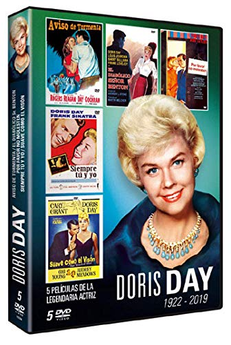 Doris Day Collection - 5-DVD set ( Storm Warning / Julie / Do Not Disturb / Young at Heart / That Touch of Mink ) [ Spanische Import ]
