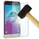 HQ-CLOUD 1 Film Vitre en Verre Trempe de Protection d'ecran Transparent pour Samsung Galaxy J5...