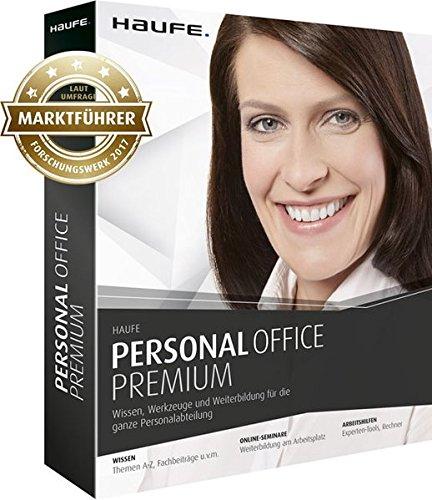Haufe Personal Office Premium: Das umfangreiche Premiumpaket für die gesamte Personalabteilung (Haufe Office Line Professional)