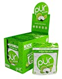PUR 100% Xylitol Breath Mints, Mojito Lime Mint, 20 Count (Pack of 12) Sugar-Free + Aspartame Free,...