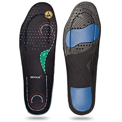 Brynje 68202 Ultimate Footfit - Medium - Atmungsaktive und Antistatische Einlegesohle - Gr. 40-41