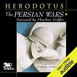 The Persian Wars                   By:                                                                                                                                 Herodotus                               Narrated by:                                                                                                                                 Charlton Griffin                      Length: 29 hrs and 23 mins     9 ratings     Overall 4.4