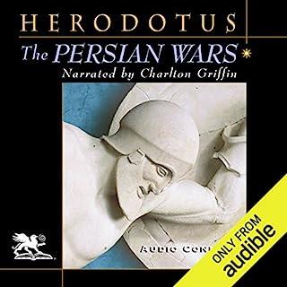 The Persian Wars audiobook cover art