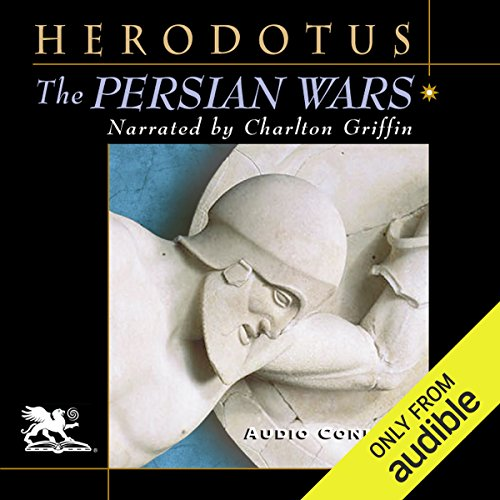 The Persian Wars audiobook cover art