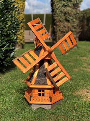 Darlux Sechseck Garten-Windmühle aus...
