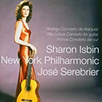 Rodrigo: Concierto De Aranjuez / Villa-Lobos: Concerto for Guitar / Ponce: Concierto del Sur (2005-01-11)