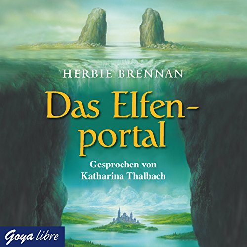 Das Elfenportal (Die Elfenportal-Saga 1) Titelbild