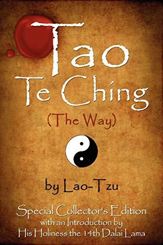 Tao Te Ching (The Way) by Lao-Tzu: Special Collector's Edition with an Introduction by the Dalai Lama -  Tzu, Lao, Paperback