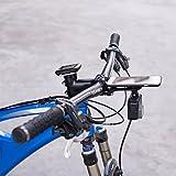 Lixada MTB Rennrad Computer Adapter für Garmin Mount Extended Telefon Sitzhalter (1 Stück)