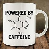 N\A Nueva Taza de café de cerámica Linda Taza de café con cafeína La Mejor Taza de Regalo
