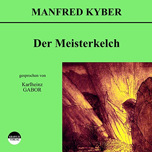 Der Meisterkelch audiobook cover art
