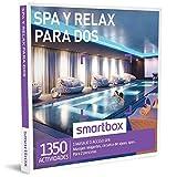 SMARTBOX - Caja Regalo - SPA Y RELAX PARA DOS - 1260 experiencias como masajes relajantes, circuitos de aguas, spas...
