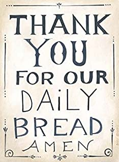 Daily Bread Poster Print by Cindy Shamp (9 x 12)
