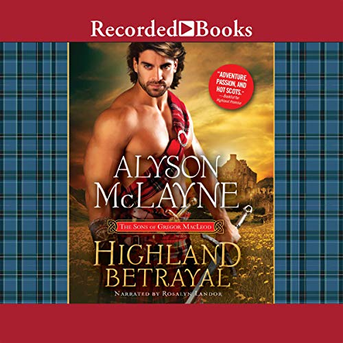 Highland Betrayal cover art