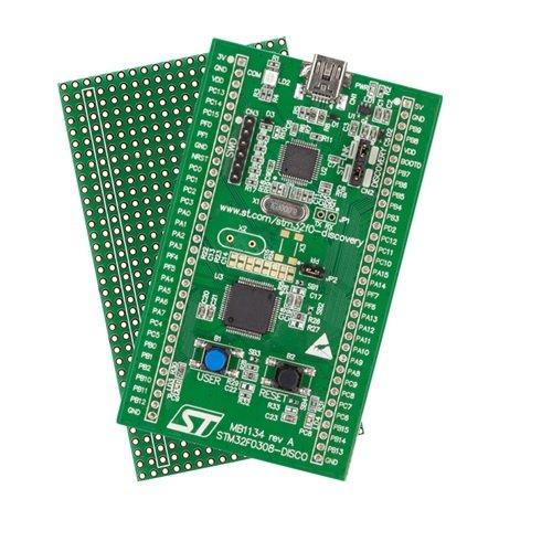 STM32F0308-DISCO: Evaluierungskit für den STM32F030R8 Rechner von STMircoelectronics