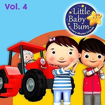 Kinderreime für Kinder mit LittleBabyBum, Vol. 4