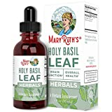 """Known as the """"Queen of Herbs"""": Holy basil might be the most popular herb around! It's been used by natural healers for thousands of years and is a cornerstone in Ayurvedic medicine. Our holy basil tincture may help support your mind and body. Full Bo..."""