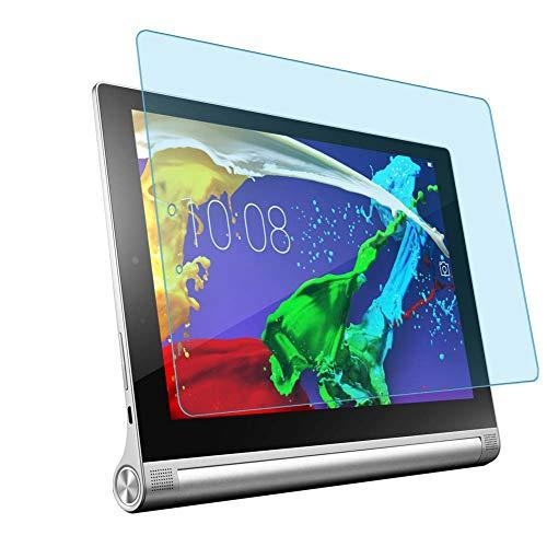 Vaxson 2 Unidades Protector de Pantalla Anti Luz Azul, compatible con Lenovo Yoga Tablet 2 10 1050F 10.1' [No Vidrio Templado] TPU Película Protectora