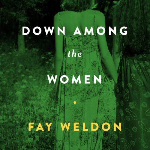Down Among the Women audiobook cover art