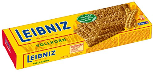 Leibniz Bahlsen Butterkeks Vollkorn - 200gr - 4x