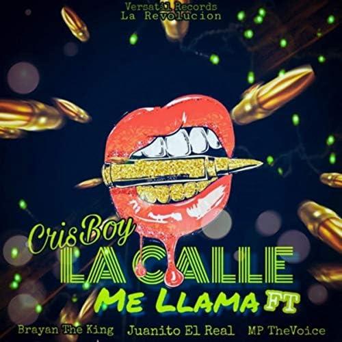 CrisBoy La Revolución feat. MasterPI TheVoice, Brayan The King & Juanito El Real