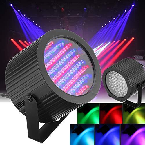 Taihang 2 stücke 86 LED RGB Sound Aktive Bühne Licht DMX DJ Disco Club Bar Strobe Beleuchtung