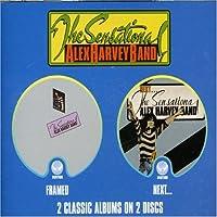 Framed / Next by SENSATIONAL ALEX HARVEY BAND (2007-04-23)