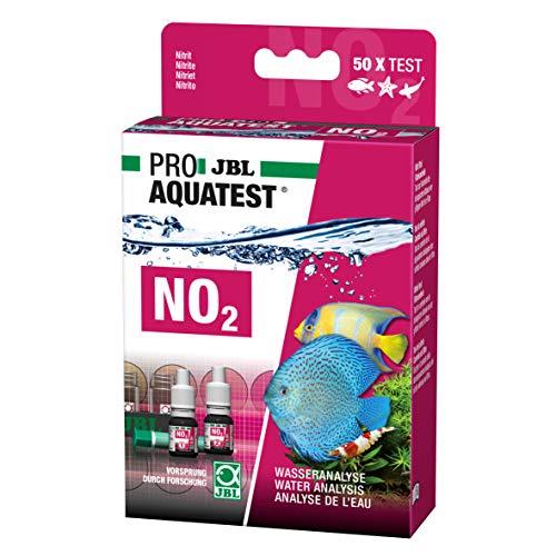 JBL Wassertest-Set, Für Süß-/Meerwasser-Aquarien und Teiche, ProAquaTest NO2 Nitrit