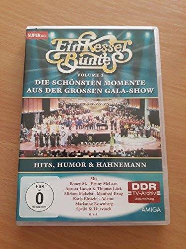 Ein Kessel Buntes, Vol. 2: Die schönsten Momente aus der großen Gala-Show (DDR TV-Archiv)