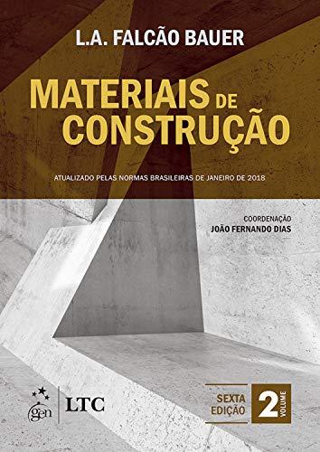 Materiais de Construção - Vol. 2