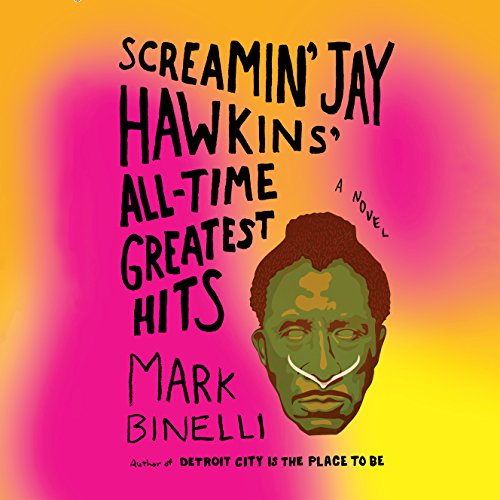 Screamin' Jay Hawkins' All-Time Greatest Hits audiobook cover art