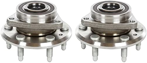 Prime Choice Auto Parts HB613279PR Pair 2 Wheel Hub Bearing Assemblies 6 Stud